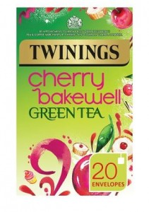 Twinings Cherry Bake well Green Tea